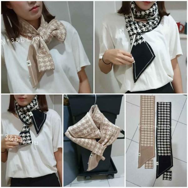 2012韓國短頸巾