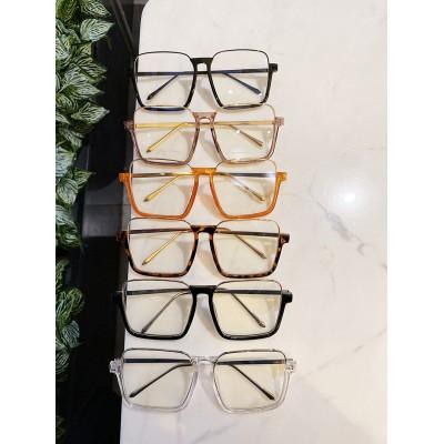 防疫平光眼鏡多色多款選擇
