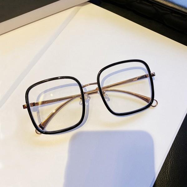 防藍光又防疫平光眼鏡