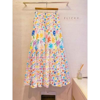 Flicka海洋半身裙