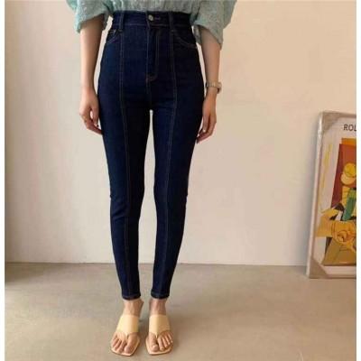R&S 韓妹大愛既夏天薄身超大彈力牛仔褲